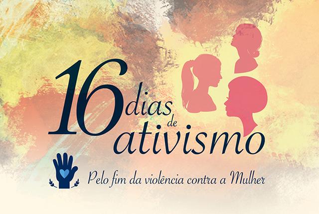 16 Dias de Ativismo pelo fim da violência contra a mulher - Prefeitura de  Nova Lima 33f689e46320